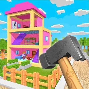 Dollhouse Build & Design Simulator