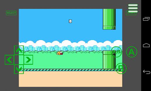 My NES Emulator Screenshot