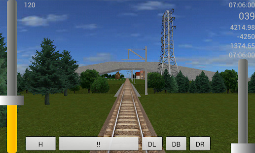 Train Driver - Train Simulator Screenshot