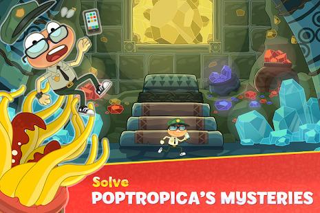 Poptropica Worlds Screenshot