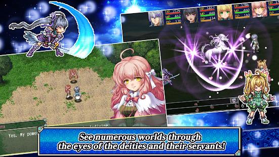 RPG Asdivine Menace Screenshot