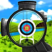 Real Range Shooting : Army Training Free Game