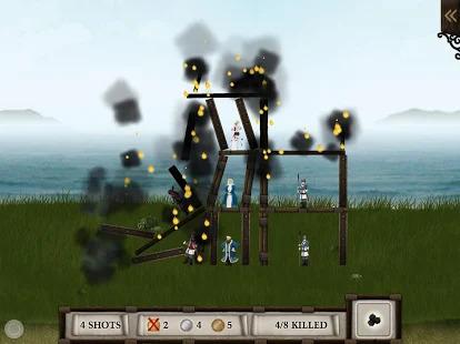 Crush The Castle Screenshot