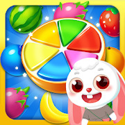 Fruit Go  Match 3 Puzzle Game, happiness and fun
