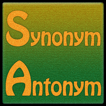 Synonym Antonym