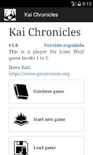 Kai Chronicles Screenshot