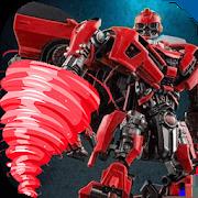 Tornado Robot Transforming: Real Robot Wars 2019