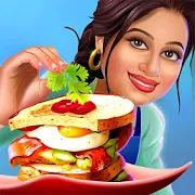 Cooking Cafe - Patiala Babes : Restaurant Game