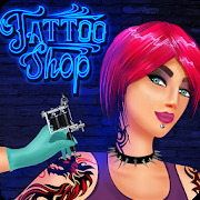 Virtual Artist Tattoo Maker Designs: Tattoo Games