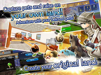 RPG Toram Online Screenshot