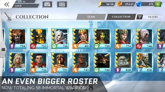 Gods of Rome Screenshot