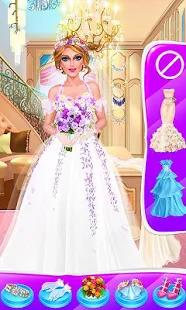 Wedding Makeup Artist Salon Screenshot