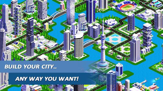 Designer City 2: city building game Screenshot