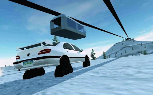 Off-Road Winter Edition 4x4 Screenshot