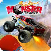 Drive Ahead – 4x4 off road monster truck games mtd