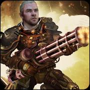 Machine Gun Simulator: Shoot War Gun Games 2020