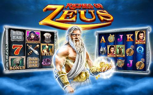 Slots Gods of Greece Slots - Free Slot Machines Screenshot