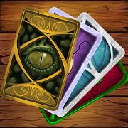 Card Deck Stone - TCG / CCG card game