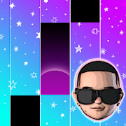 Que Tire Pa Lante - Daddy Yankee - Piano Tiles