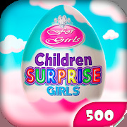 Surprise Eggs: Free Game for Girls