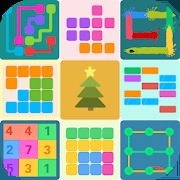 Puzzle Joy - Classic puzzle games in puzzle box