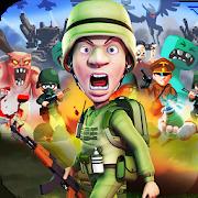 Tower Defense - Rush War World War Heroes coc