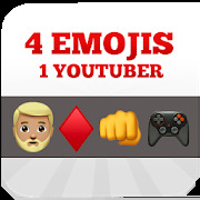 4 Emojis 1 YouTuber - Guess the Youtuber