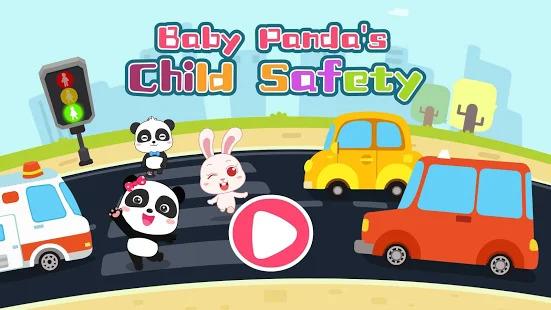 Baby Panda's Kids Safety Screenshot