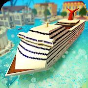 Port Craft: Paradise Ship Boys Craft Games