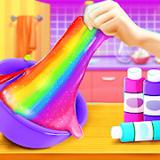 Slime Making DIY Fun - Satisfying Slime ASMR Game