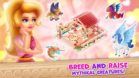 Creatures of Olympus: Gods & Magic Hero Adventure Screenshot