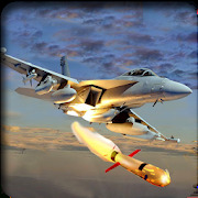 Fighter jet Dogfight Chase Air Combat Simulator