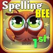 1st grade spelling bee words