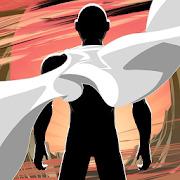 SUPER HERO BLACK: One Punch Stickman Shadow Fight