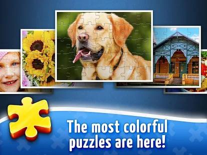 Jigsaw Puzzles Spirits Screenshot