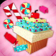 Candy Land Craft: Design & Building Game For Girls