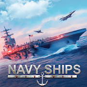Ship Simulator Games : Navy Ships 2018