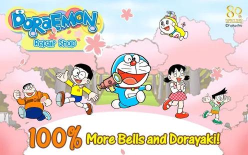 Doraemon Repair Shop Seasons Screenshot