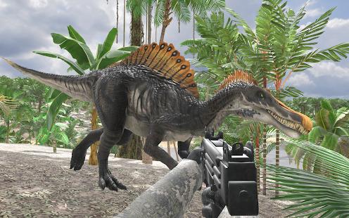 DINOSAUR HUNTER: SURVIVAL GAME Screenshot