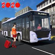 City Toon Bus Driving Game 2019 - bus simulator