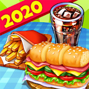 Hells Cooking: crazy burger, kitchen fever tycoon