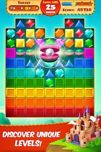 Jewel Empire : Quest & Match 3 Puzzle Screenshot