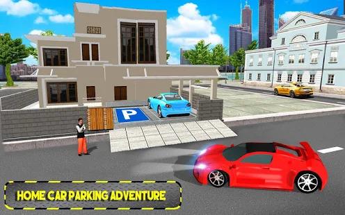 Home Car Parking Adventure Screenshot