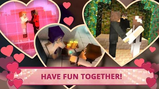 Love Story Craft: Dating Simulator Games for Girls Screenshot