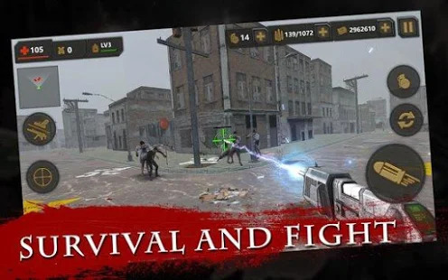 Zombie Hell 3 - FPS Zombie Screenshot