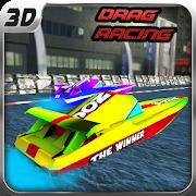 ????Boat Drag Racing Free 3D????