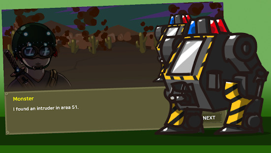 TANK TRAINER -  Casual Zombie Hunting Game Screenshot