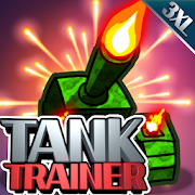 TANK TRAINER -  Casual Zombie Hunting Game