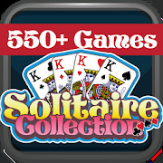 550+ Card Games Solitaire Pack