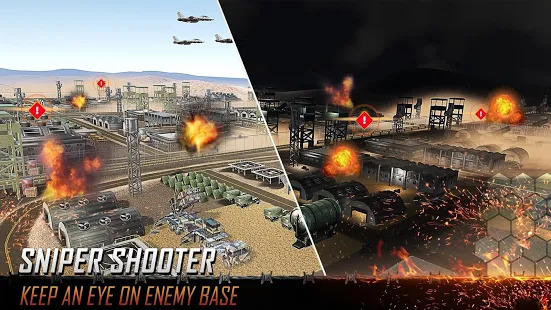 Army Sniper Shooting 2019 : New Shooting Games Screenshot
